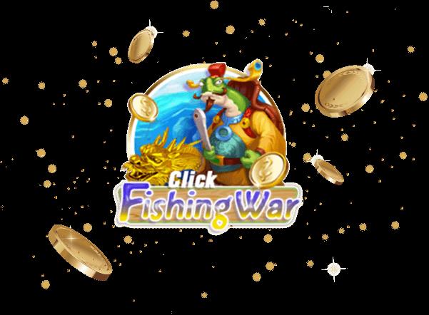 วิธีการเล่น Fishing War สล็อตออนไลน์